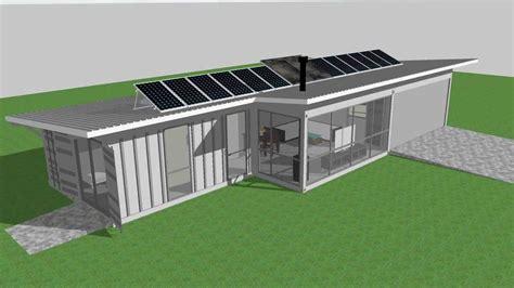 Farm House Blueprints by Isbu Aussie Bush Retreat Shipping Container House Youtube