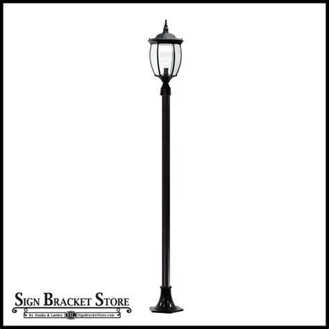 light posts outdoor outdoor l post neighborhood lighting