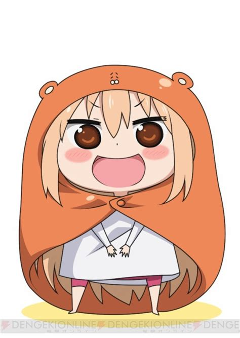 Boneka Anime Himouto Umaru Chan crunchyroll quot himouto umaru chan quot ps vita hits japan on december 3