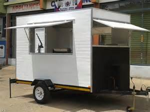 mobile kitchen food trailer for sale