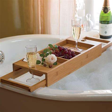 bathtub for couples picture of couples bath caddy