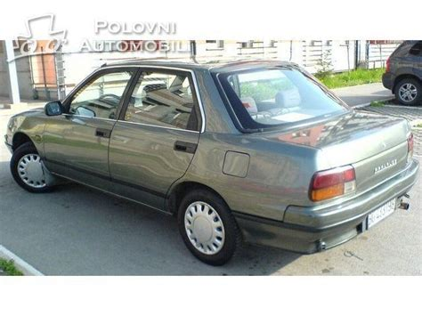 Ausapplause 1991 Daihatsu Applause Specs Photos
