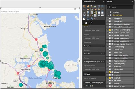 Address Lookup Map Power Bi And Maps Api Address Lookup