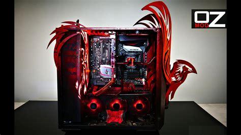 Asus Rog Laptop Mods intricate pc mod quot strix quot by