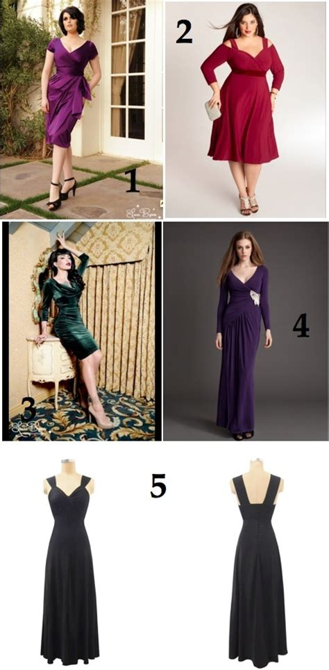Friendly Formal Dresses - five bust friendly formal dresses for your