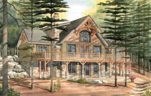 Timber Frame House Plans Carleton A Timber Frame Cabin
