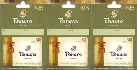 printable gift cards panera bread thrifty momma ramblings saving money coupons deals