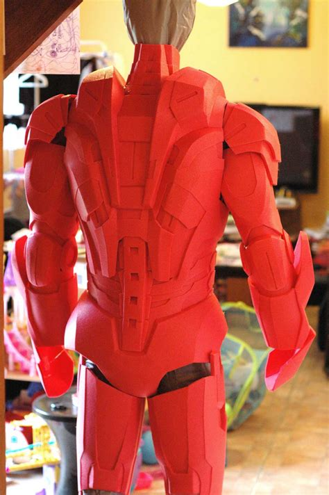 images iron man mark vii costume pinterest