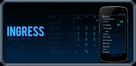 themes for huawei c8813 mgn mobile ingress theme for cm9 10 v1 1