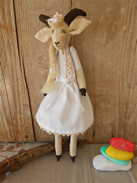 cute goat pattern best 25 goat stuffed animal ideas on pinterest