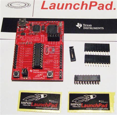 Msp430 Launchpad Msp Exp430g2 Rev15 launchpad msp exp430g2 от instruments альтернатива arduino электроника robocraft