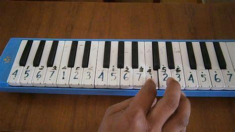 Pianika Cover naik becak pianika cover