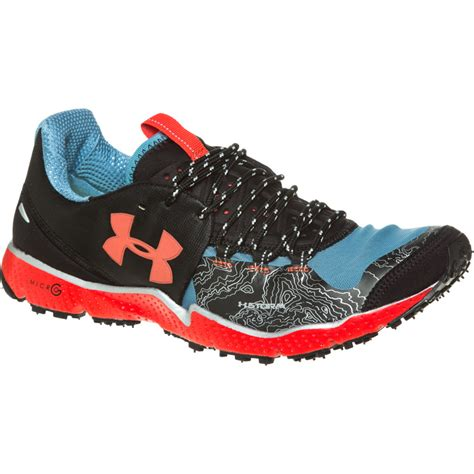 armor trail running shoes armour ua charge rc trail running shoe s