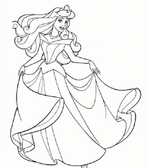 Sketches To Color by Princess Sketches Drawing Library