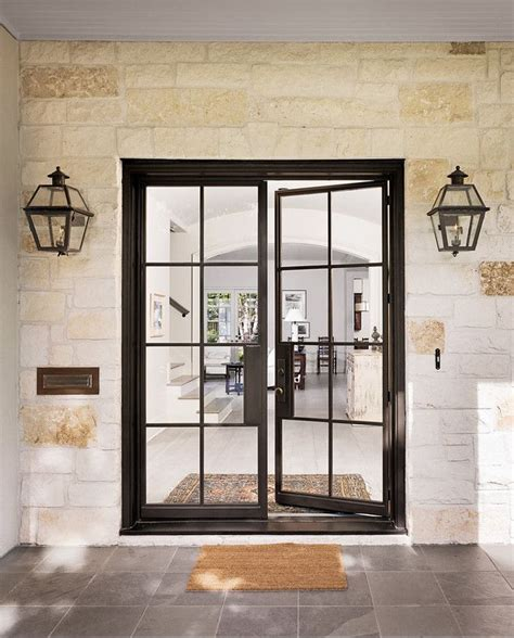 Exterior Steel Doors And Frames Best 25 Steel Doors Ideas On Glass Doors Glass Door And Steel Frame Doors