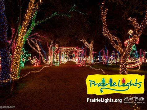 grand prairie lights prairie lights 2013 event culturemap dallas