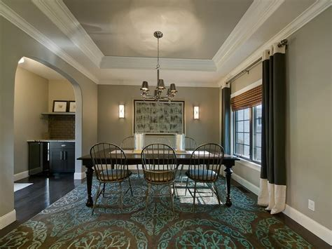 dining room ceiling ls dining room tray ceiling paint ideas www energywarden net
