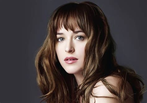 how to get bangs like dakota johnson bangs like dakota johnson the best haircuts and hair