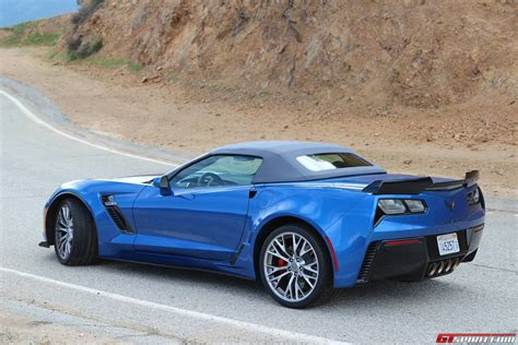 2015 corvette convertible z06 2015 chevrolet corvette z06 convertible review gtspirit