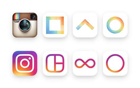 instagram the new ui icon and all the elements you want pour ou contre le nouveau logo et design d instagram