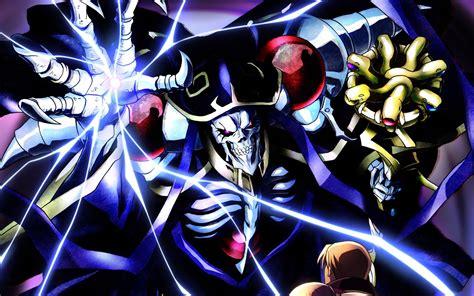 anime overlord otaku club overlord review
