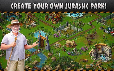 download game jurassic park builder mod apk offline jurassic park builder free shopping mod apk