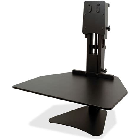 sit stand desk converter victor high rise sit stand desk converter