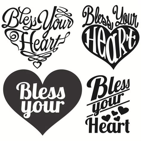 Bless Your Heart Shirt Southern Sayings Svg Cuttable Designs