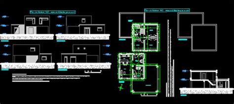 plan maison format dwg gratuit plan maison 140 fichier source dwg maison d architecte 140
