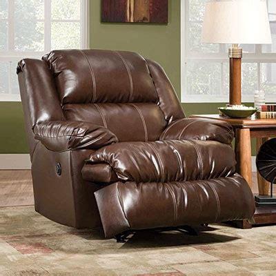 stratolounger rocker recliner stratolounger 174 metro coffee bean power rocker recliner at