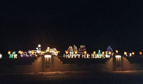 last minute spectacular holiday lights displays in