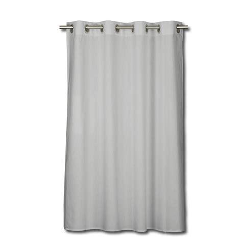 Rideaux Hauteur 140 rideau tamisant hauteur neo gris l 140 x h 140