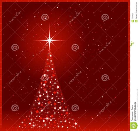 square red christmas background  christmas tre royalty  stock images image