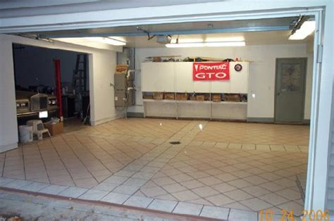 Garage Floor Paint Ceramic Tile Garage Floor Protection Coatings Or Tiles Etc