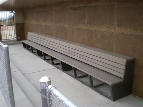 dugout bench diy pinterest products and benches