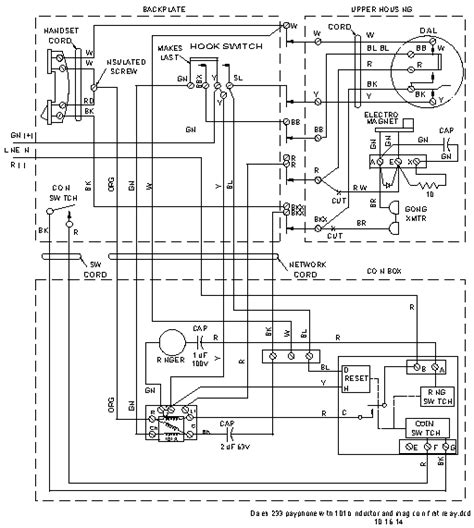 western electric ringer box wiring diagram get free