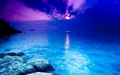 wallpaper of blue sea blue sea wallpaper beach wallpapers 22407