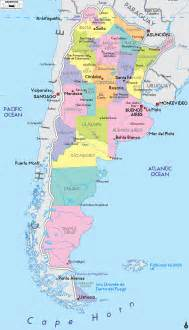 argentina south america map maps of argentina map library maps of the world