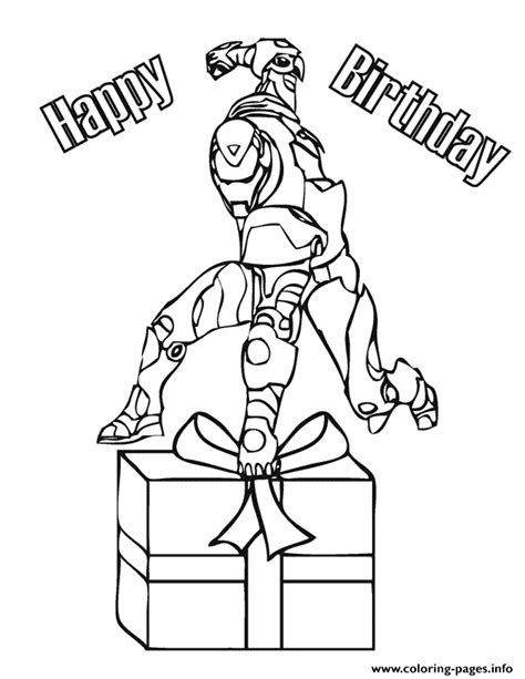 happy hulk coloring pages iron man with birthday present coloring pages printable