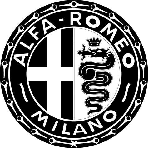 vintage alfa romeo logo alfa romeo logo essaar co uk