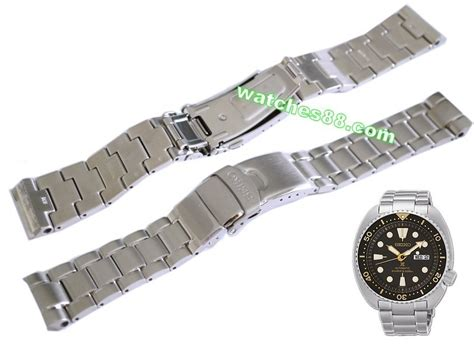 watches88. SEIKO 22mm Solid Stainless Steel Bracelet for SRP773, SRP775, SRP777 , SRP779. Code