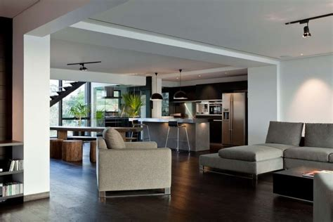 open floor plan interior design open floor plan penthouse interior design by aj architects