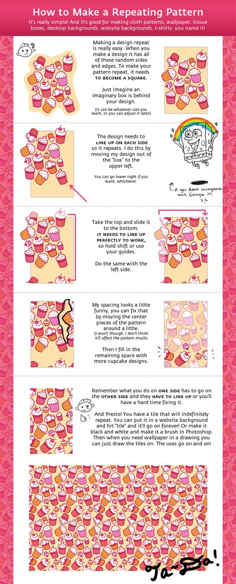 pattern repeat maker repeating pattern tutorial by cpresti on deviantart