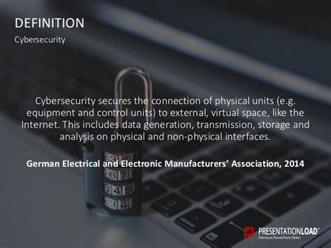 Cybersecurity Ppt Slide Template Cyber Security Powerpoint Template Free