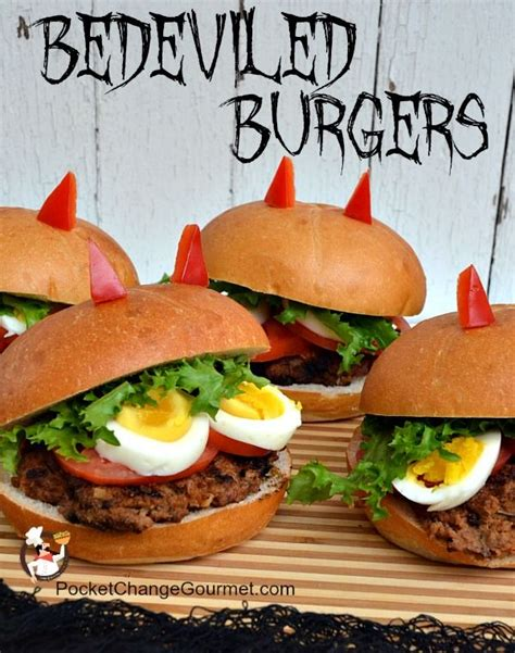 things to do with burgers for dinner food bedeviled burgers recipe and burgers