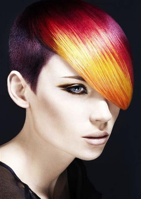 how to blend hair color great blending blast of color hair pinterest