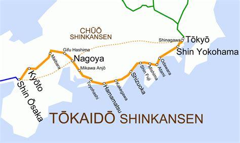 shinkansen map file tokaido shinkansen map png wikimedia commons