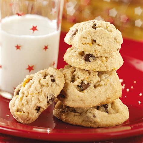 crisp chocolate chip cookies recipe taste of home