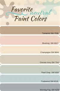 favorite neutral paint colors from sherwin williams real estate obsession