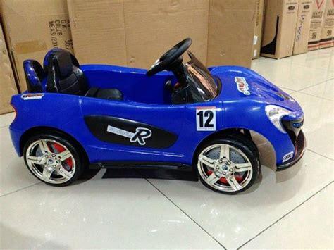 Mobil Mainan Pake Accu jual mobil aki manual gas remot doestoys